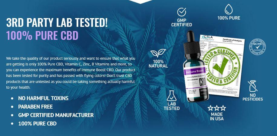 Immunity Boost CBD 2