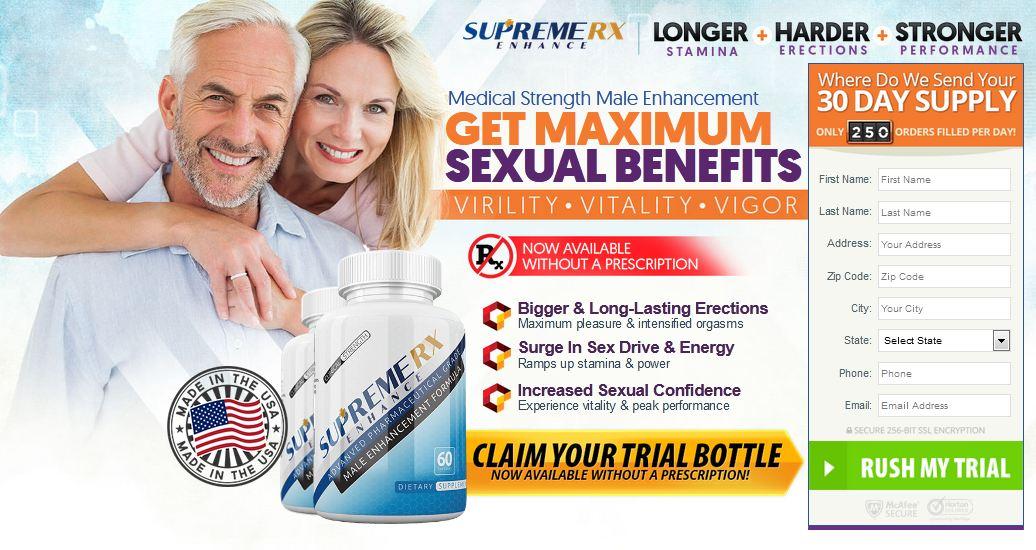 Supreme RX Enhance