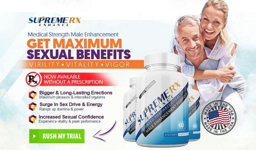 Supreme Rx Testosterone