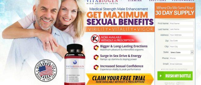 VitaBiogen Male Enhancement