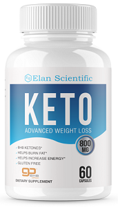Elan Scientific Keto