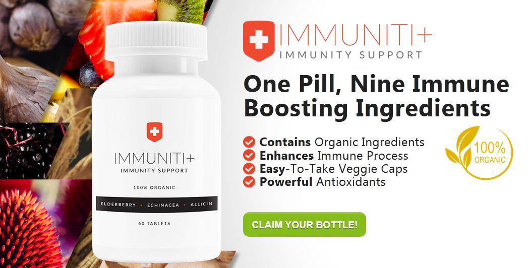 Immuniti Plus 1