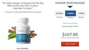 Advanced Adrenal Factor 1