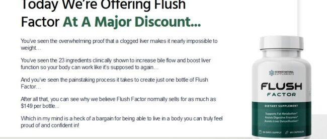 Flush Factor 1