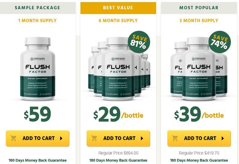 Flush Factor 2