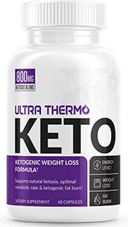 Ultra Thermo Keto 1