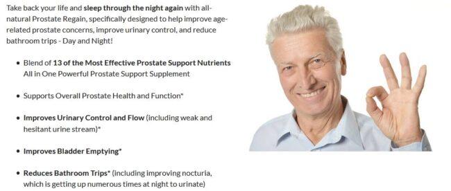 Prostate Regain 1