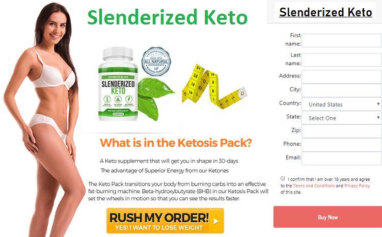Slenderized Keto 2