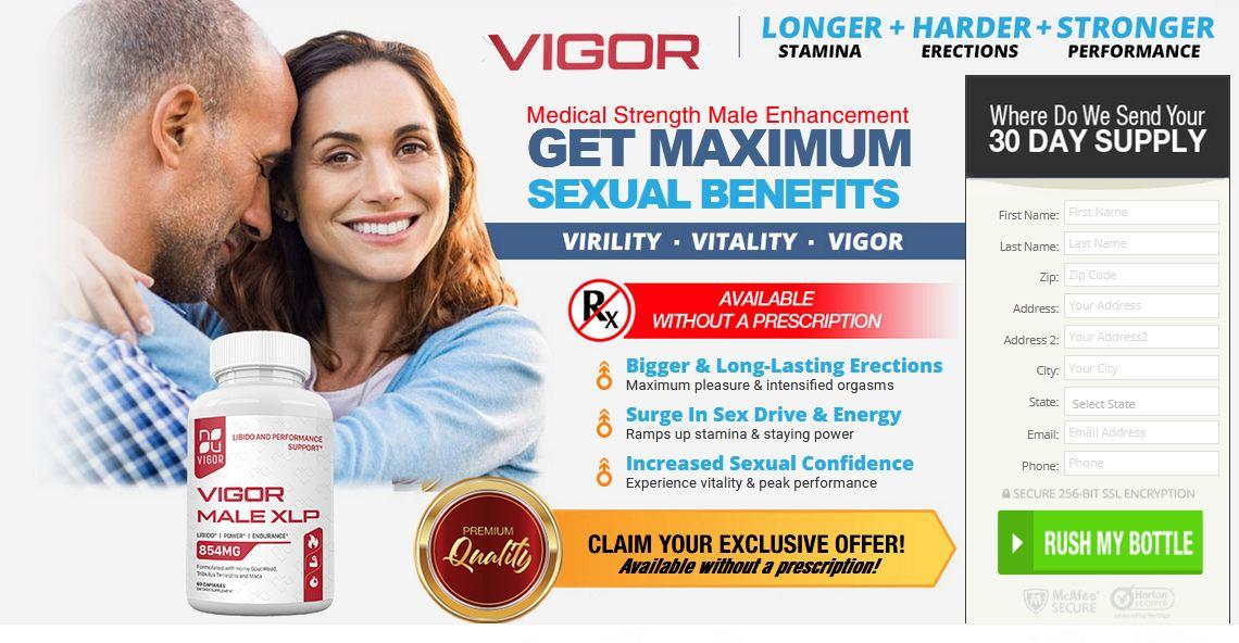 Vigor Male XLP 2