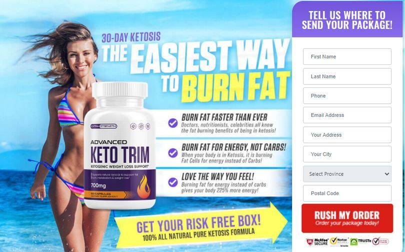 Advanced Keto Trim 2