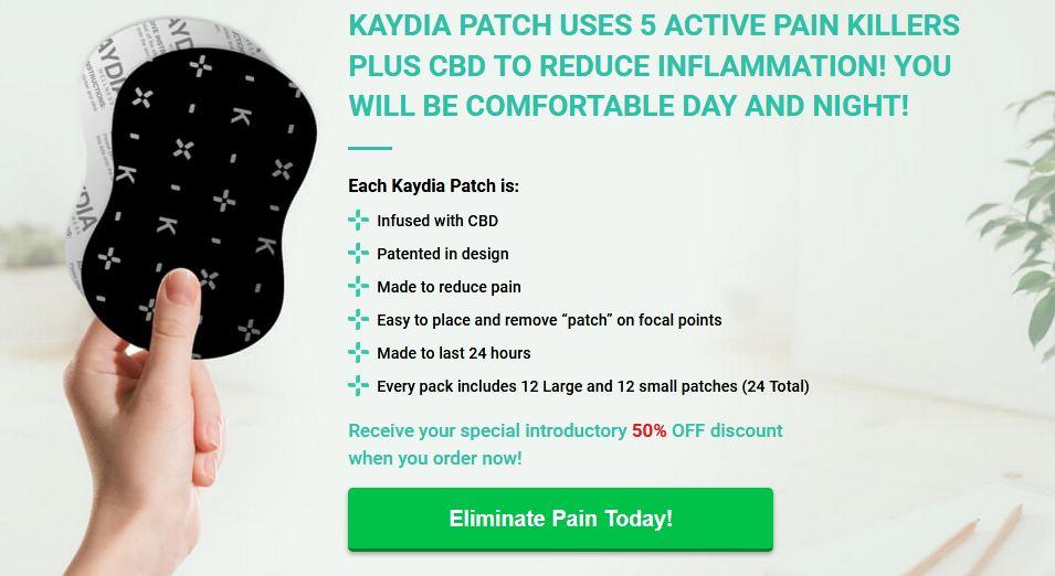 Kaydia Patch 1