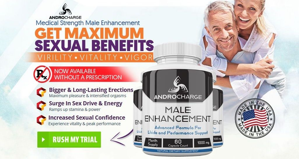 AndroCharge Male Enhancement 1