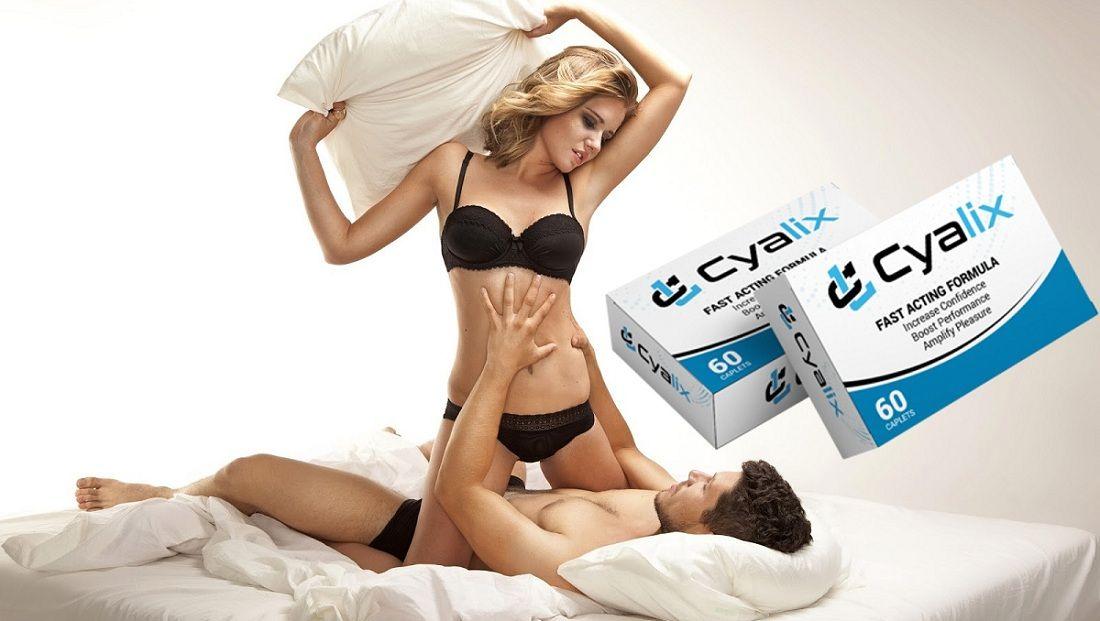 Cyalix Male Enhancement 1