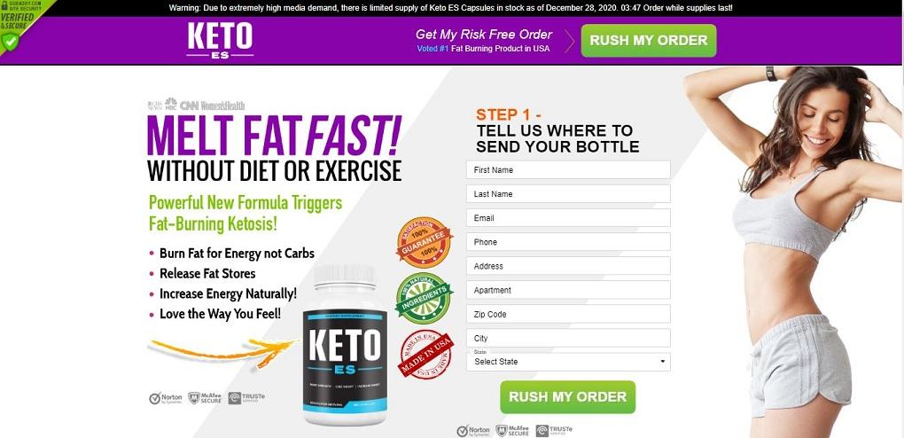 Keto ES Diet 2