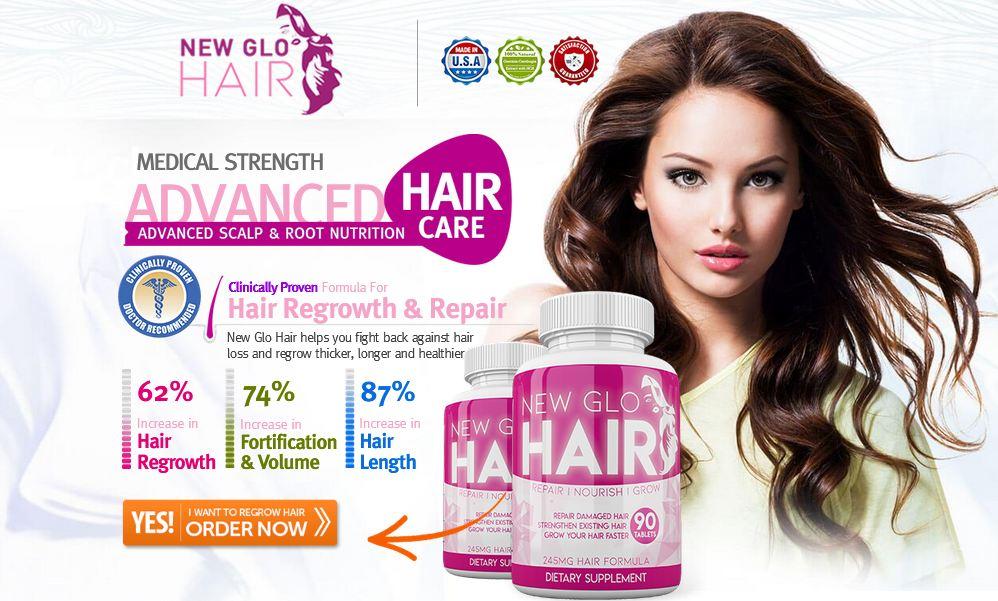 New Glo Hair 1