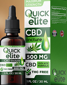 Quick Elite CBD Oil