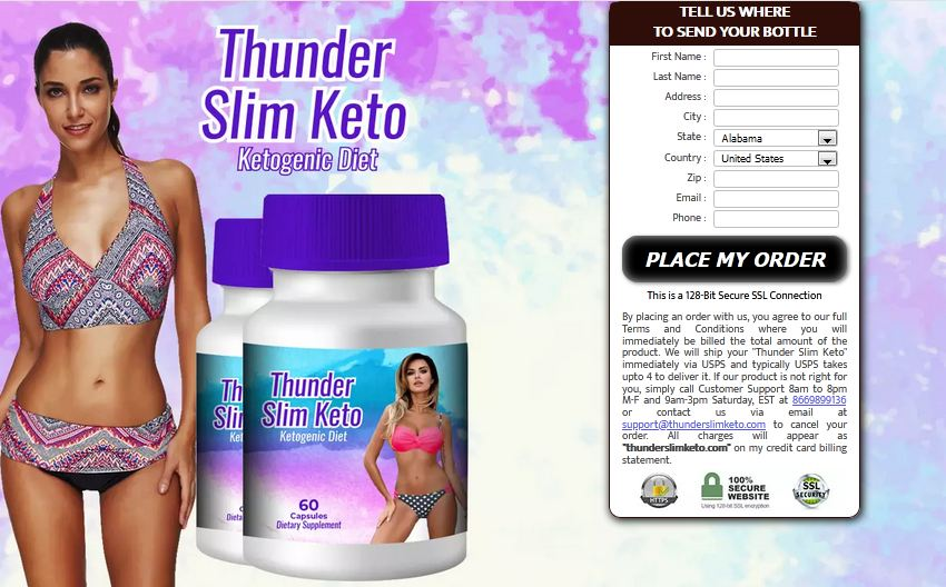 Thunder Slim Keto 2