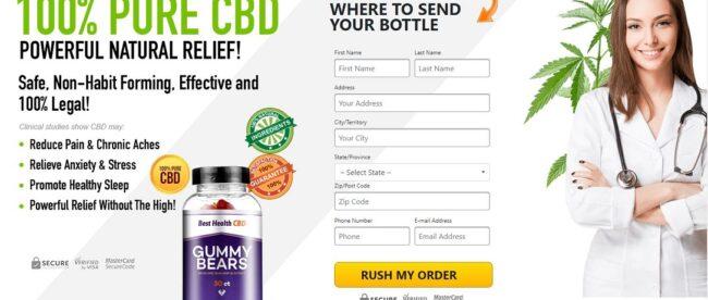 Best Health CBD Gummies 2