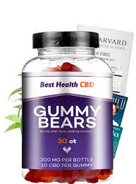 Best Health CBD Gummies