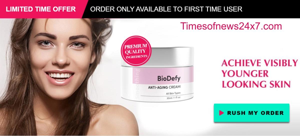 BioDefy Anti Aging Cream 1