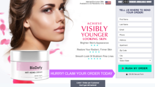 BioDefy Anti Aging Cream 2