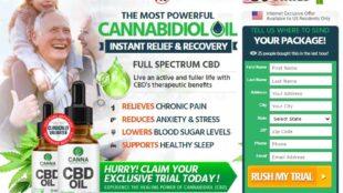 Canna Organic CBD Oil 2