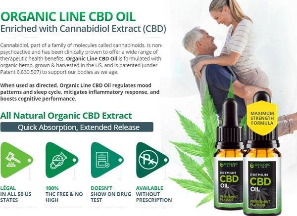 Organic Line CBD Oil 1