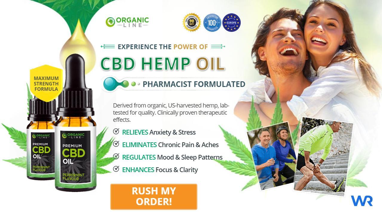 Organic Line CBD Oil