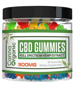 Canna Organic Gummies