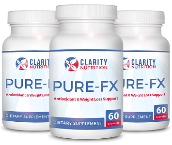 Clarity Nutrition Pure-FX