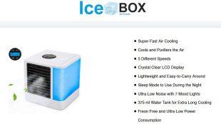 IceBox Air Cooler 1