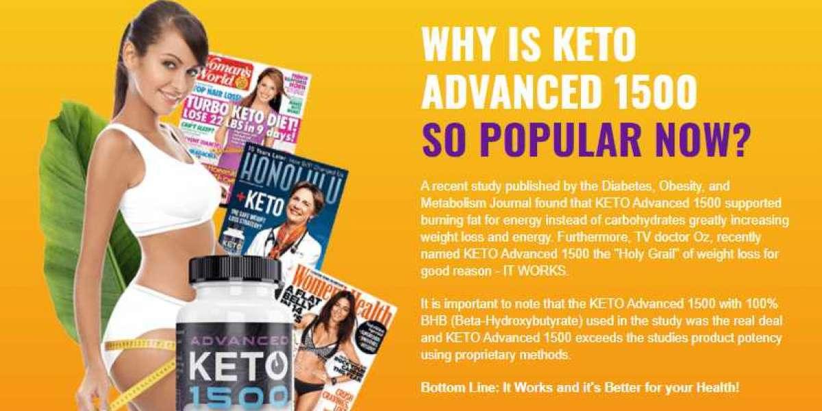 Keto Advanced 1500 1
