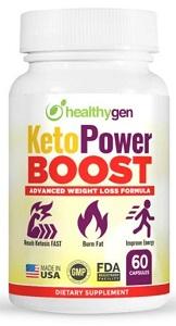 KetoPower Boost