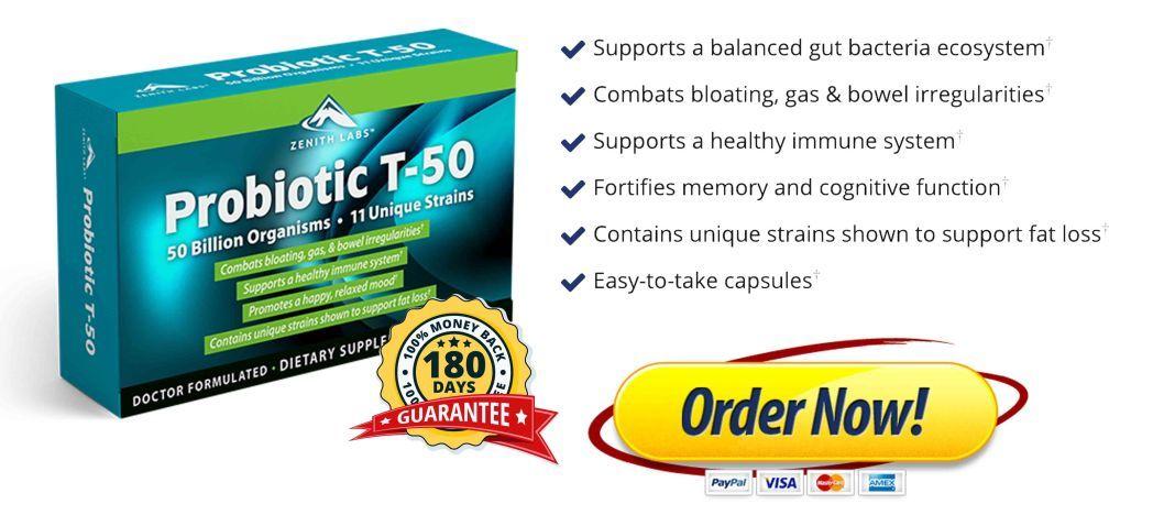 Probiotic T-50 1
