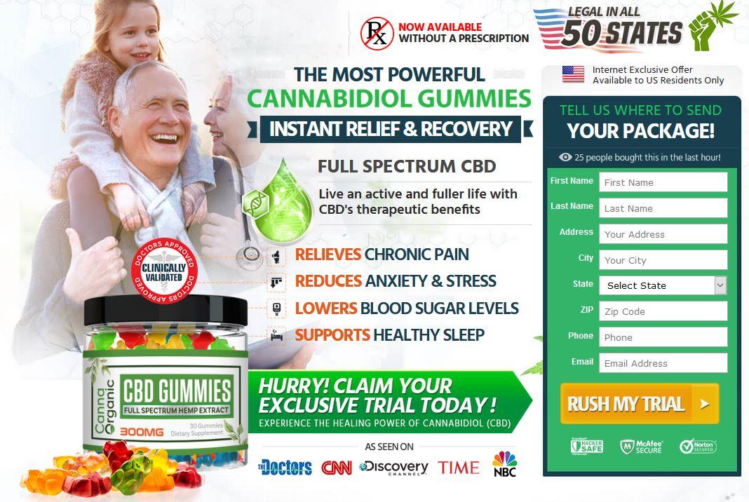 Quit Smoking CBD Gummies