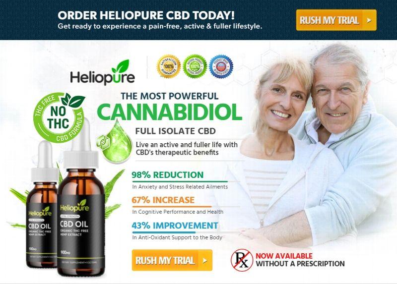 Heliopure CBD Oil 1