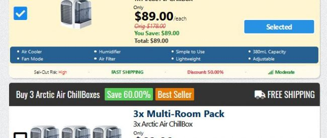 ChillBox Portable AC 2